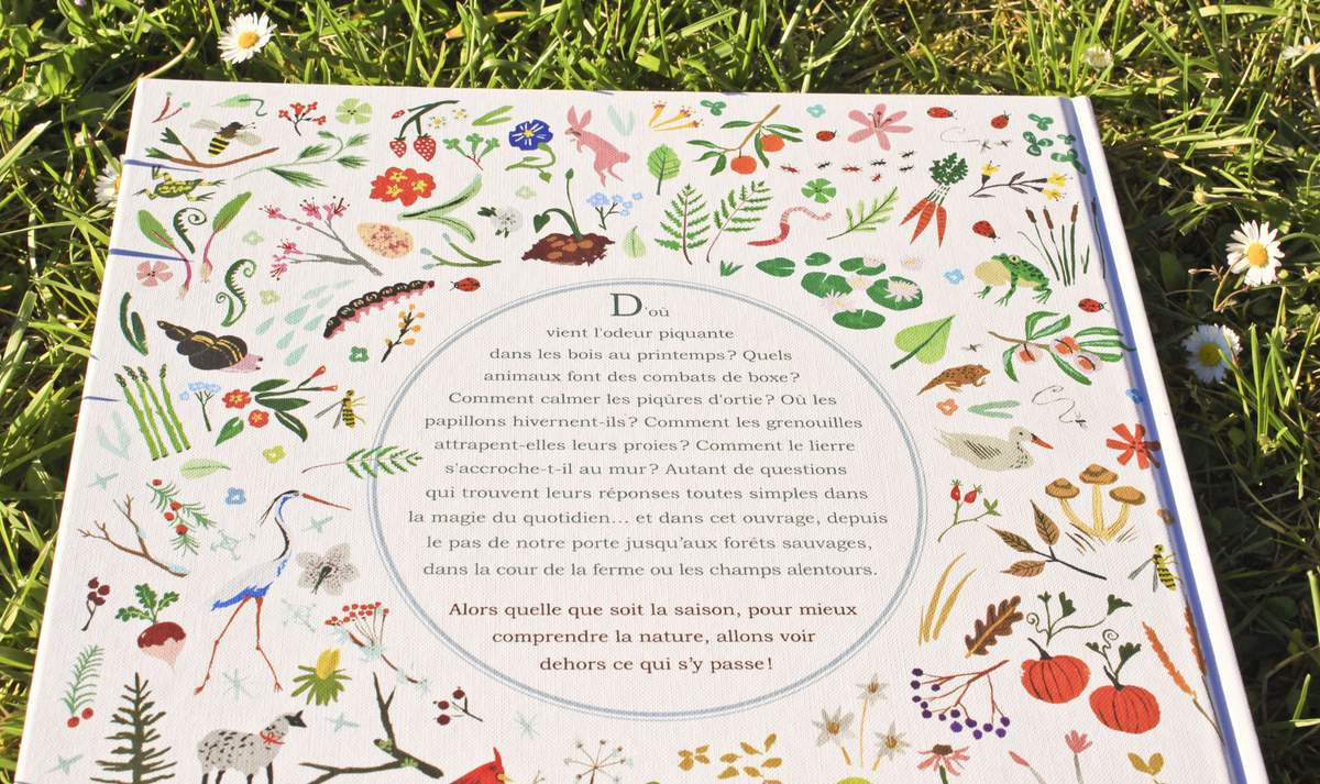 Les merveilles de la nature au &quot&#x3B;fil des saisons&quot&#x3B; {album coup de coeur}