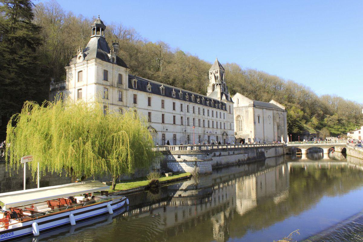 Balade au coeur du Périgord vert : Brantôme