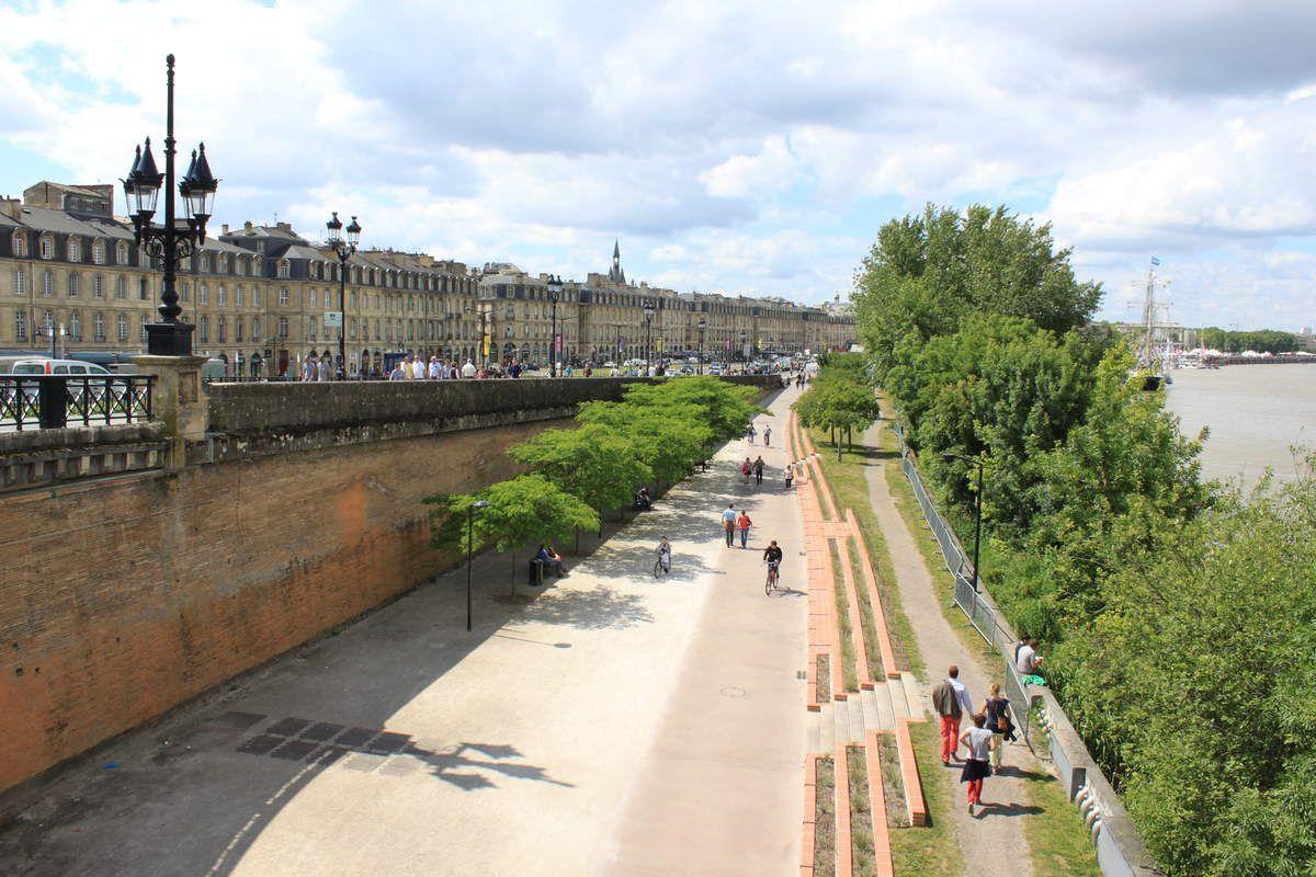 Bordeaux, si belle et tellement festive!