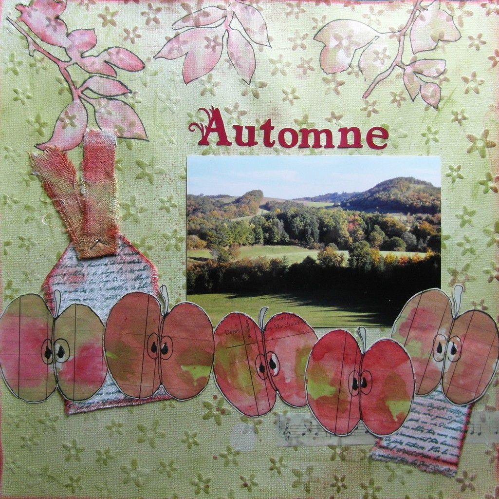 page automnale