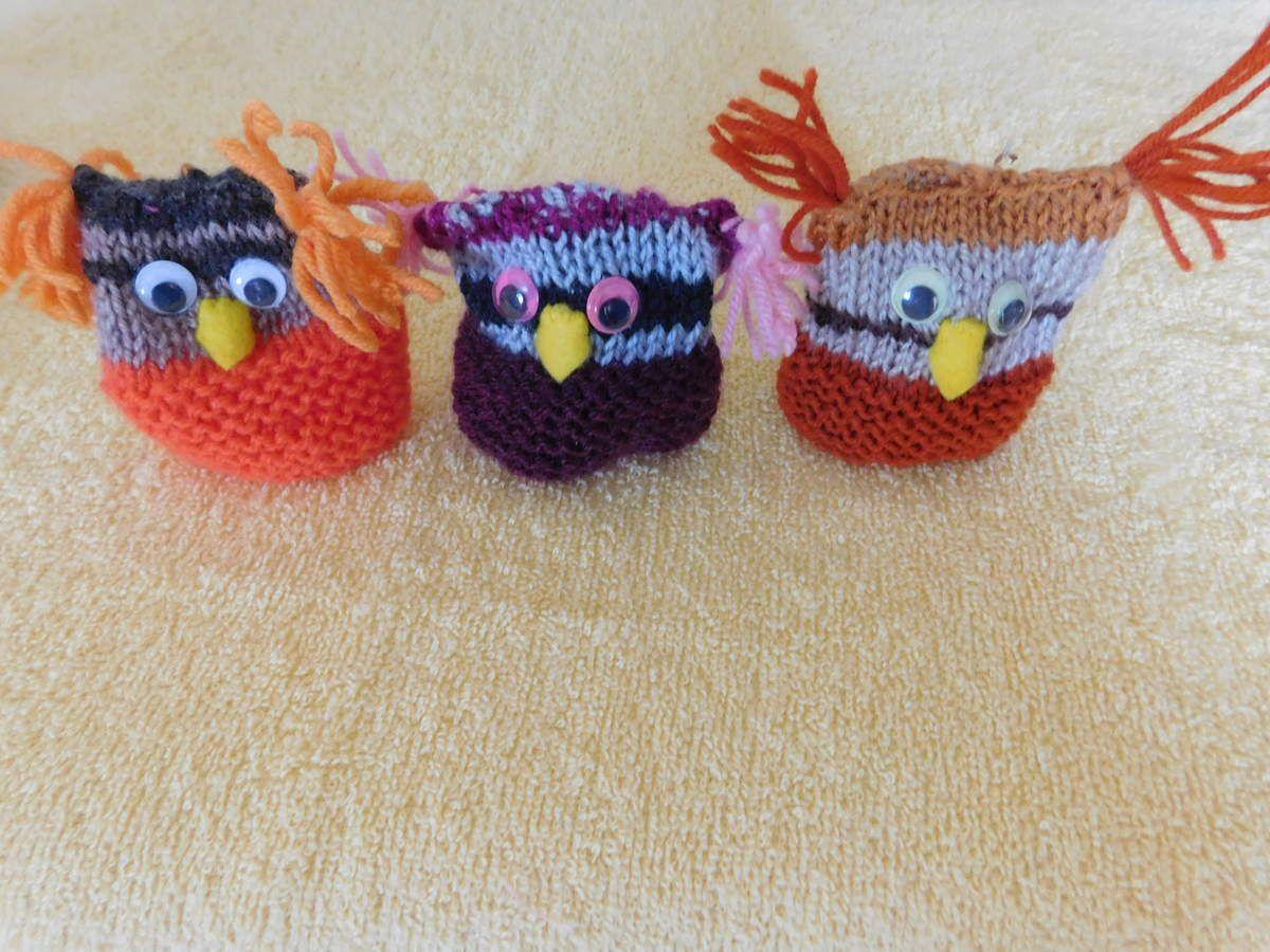 Les petits bonnets de Gilberte et les miens