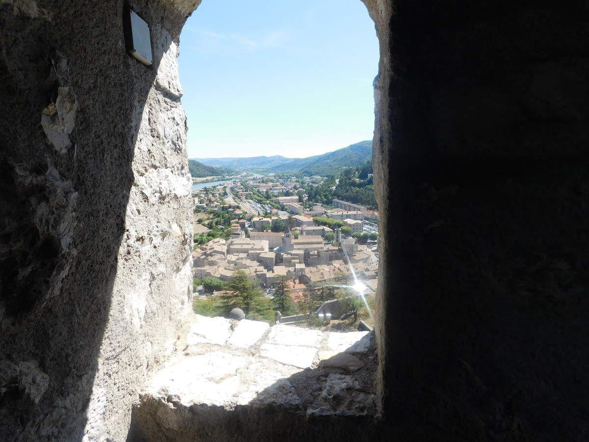La citadelle de Sisteron