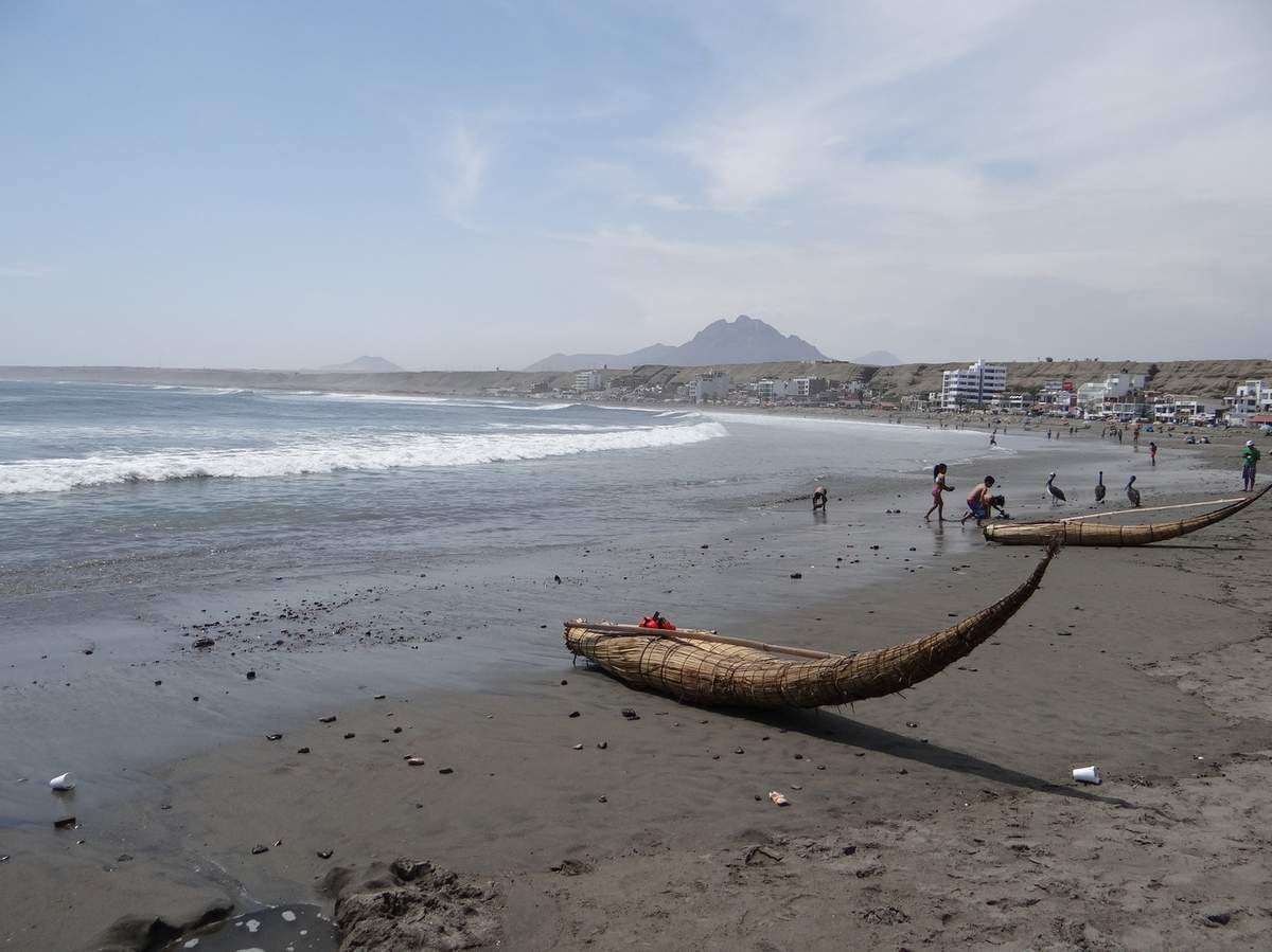 Un aller direct pour le Pérou pré-inca