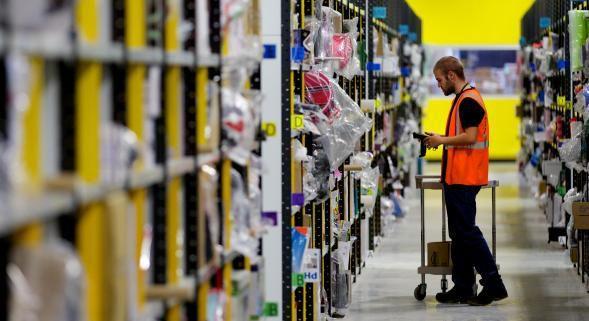 Amazon à Lauwin-Planque : «Nous allons embaucher 250 personnes en CDI avant la fin de l'année»