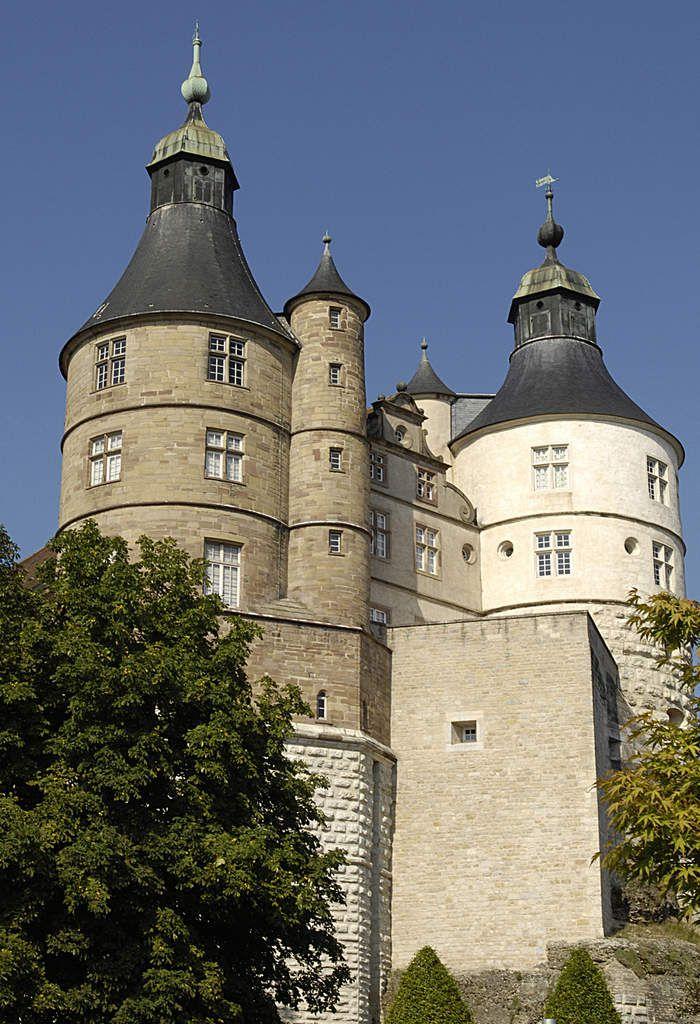 Une autre vue du château