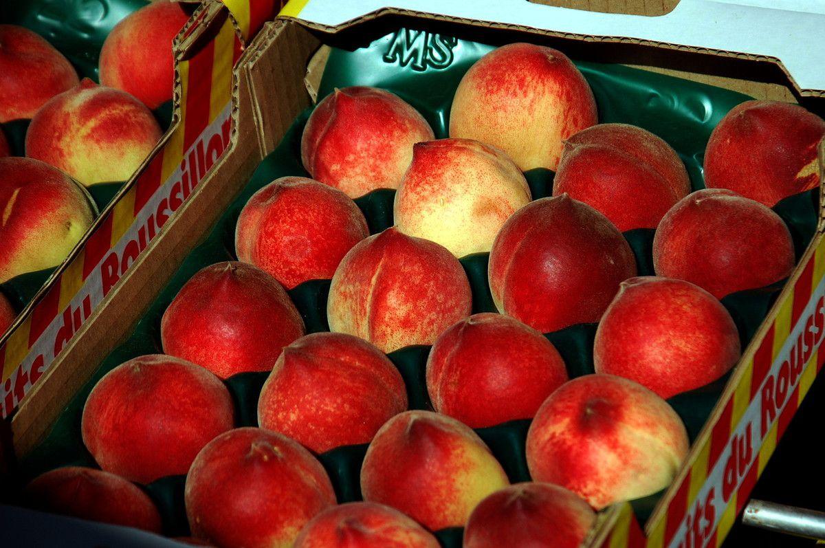 Voici aussi un excellent tiercé dans les fruits.