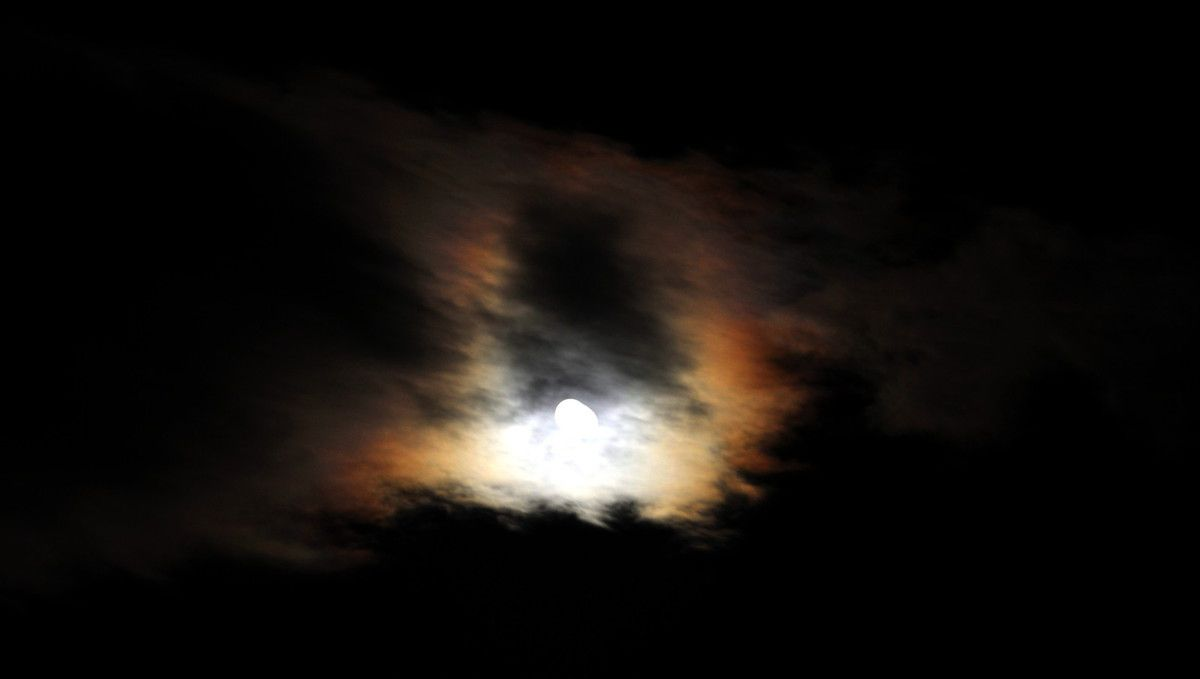 Pleine lune du 30 juillet 2015