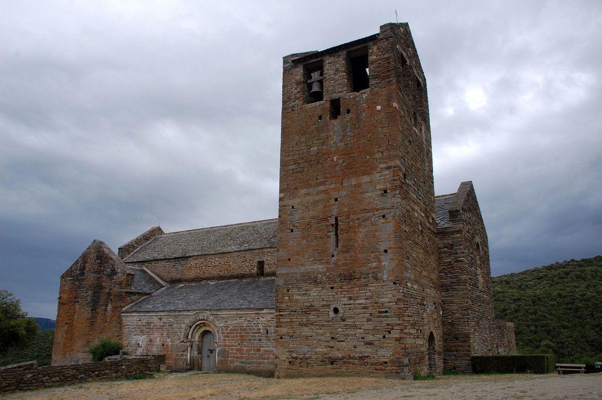 Le prieuré de serrabonne.