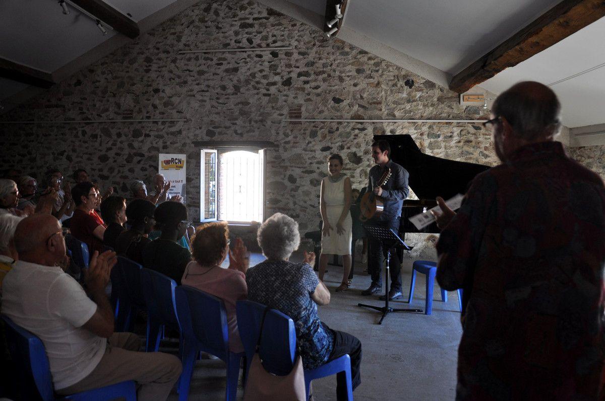 Margot Xuriguera au piano pour finir le festival &quot&#x3B;Arpèges en Fenouillèdes&quot&#x3B;