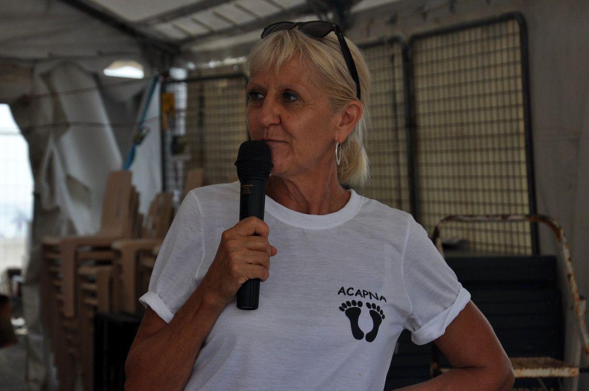 La présidence de l'association Cayuela Danielle.