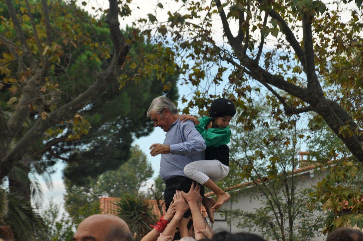 Le bonus avec le maire Jean Vila