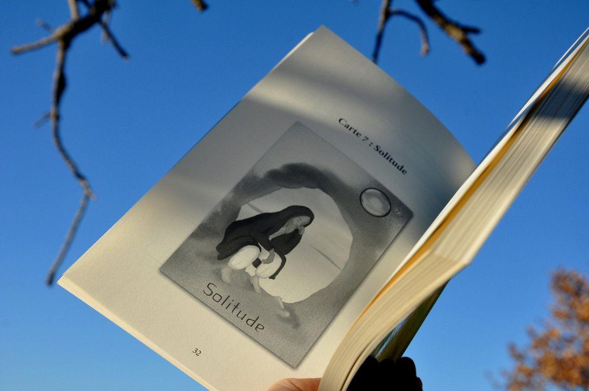 Quelques photos du livre.