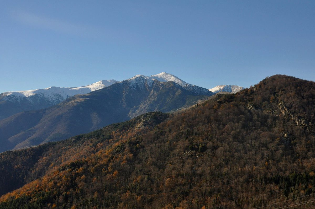 On retrouve le Canigou