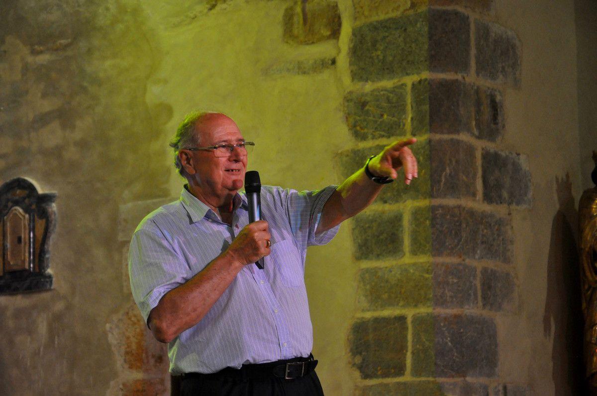 Le maire de Caudiès puis du président d'Arpèges.