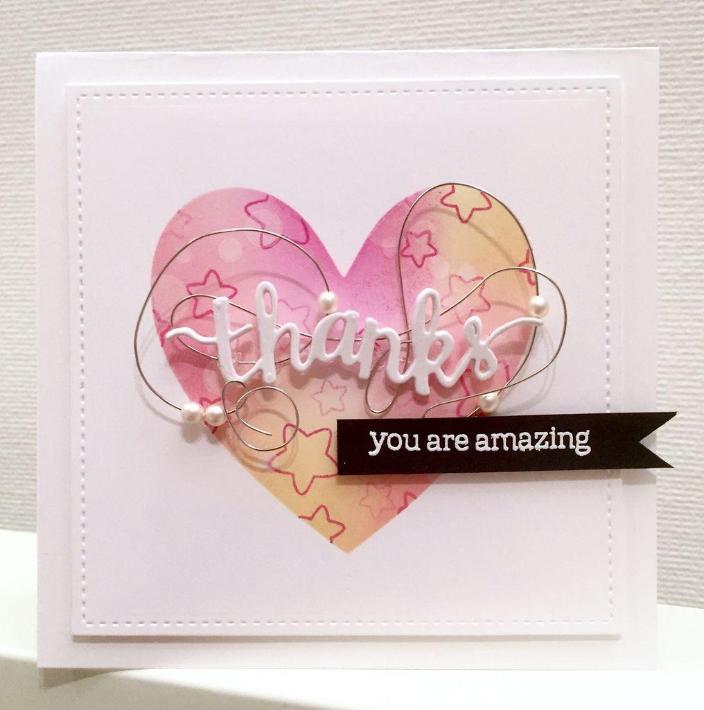 Thanks, You are amazing. Card lift de Juin Forum A vos cartes