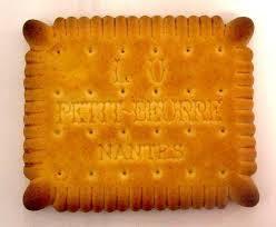 symbolisme du &quot&#x3B;petit beurre LU&quot&#x3B;