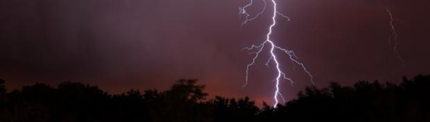 comment se comporter pendant un orage