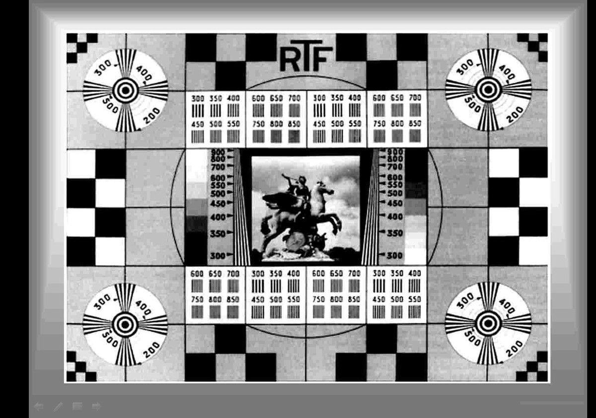 RTF - souvenirs souvenirs ... première partie