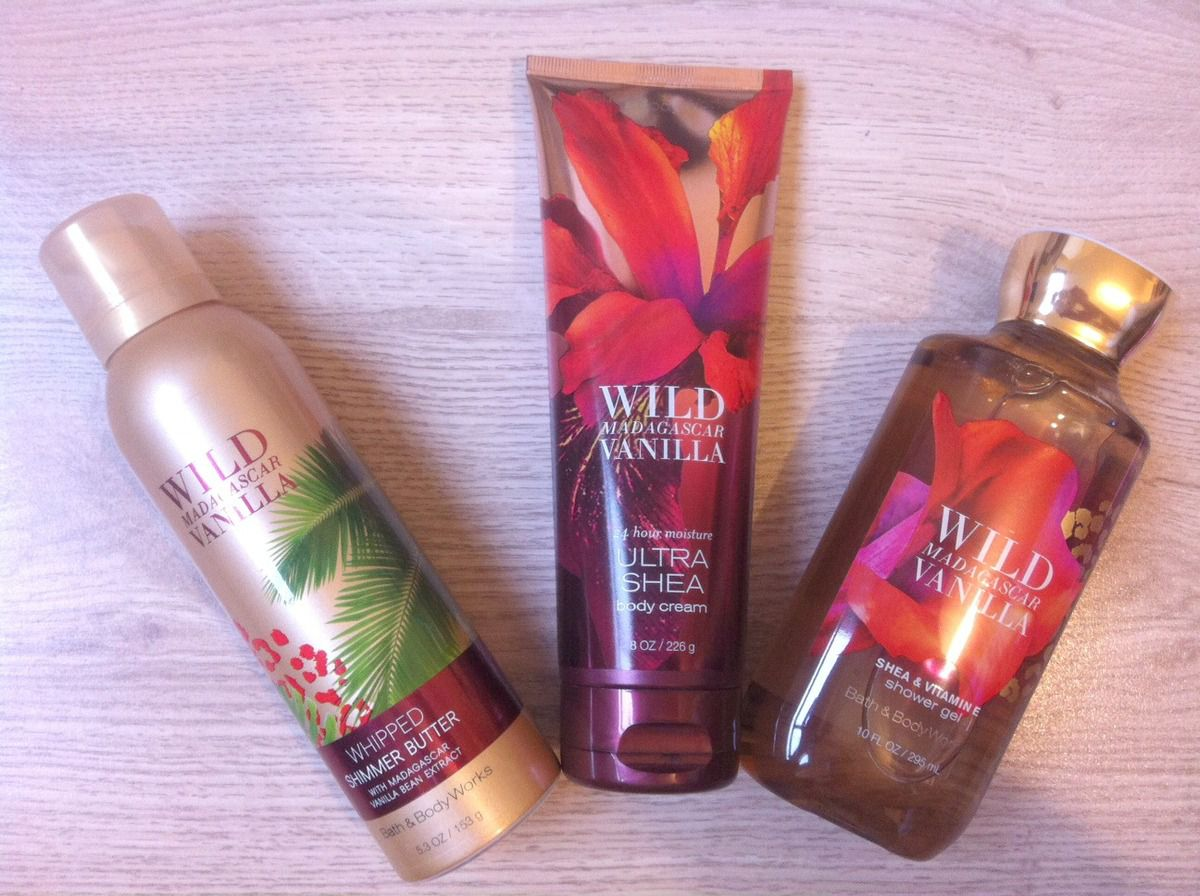 Haul Bath and Body works par Shipito