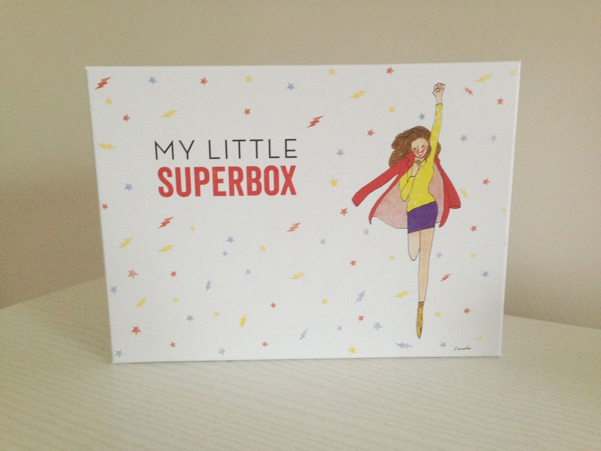 My little superbox de Mars