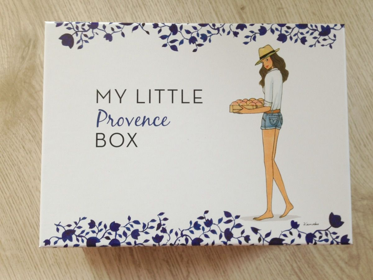 My little provence box, j'adore!
