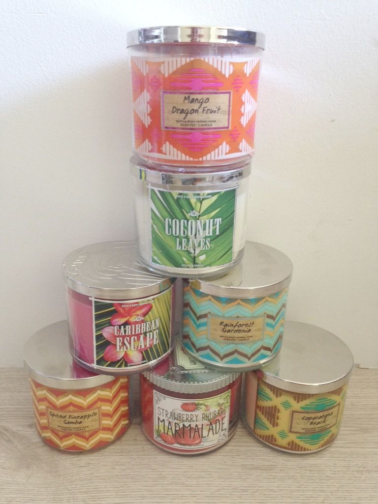 Haul Bath and body works