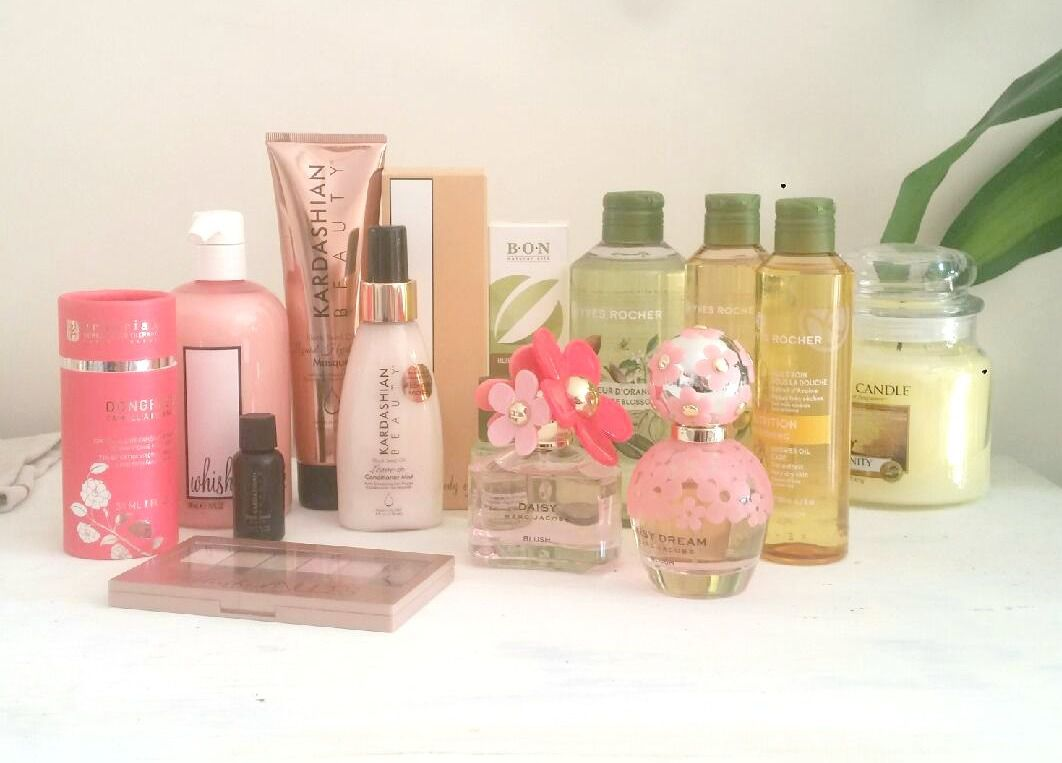 Haul Mars/Avril: Marc Jacobs, Yves Rocher, Erborian, wish