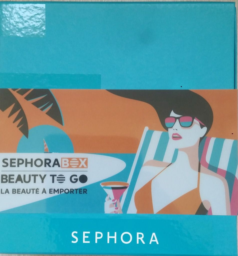 La Sephora box: beauty to go