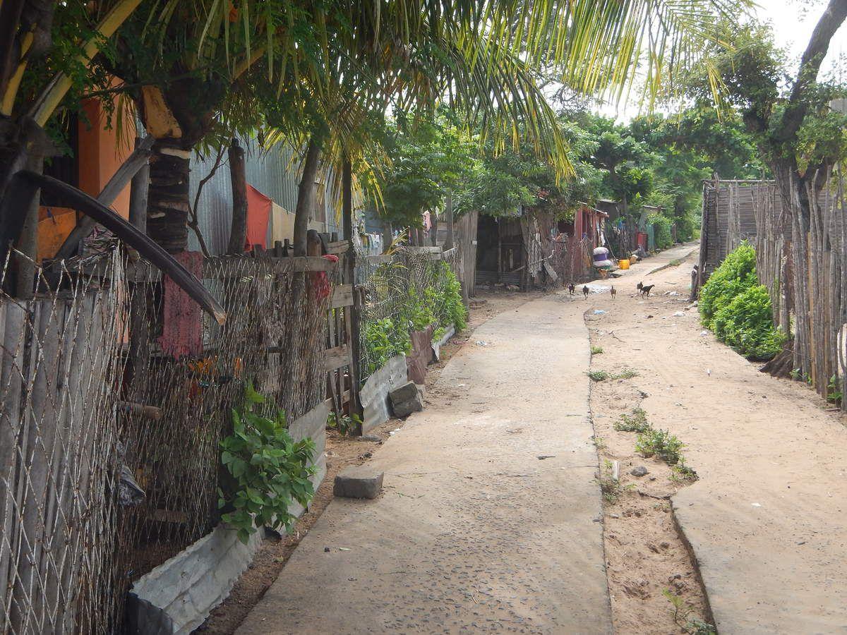 Les ruelles du village