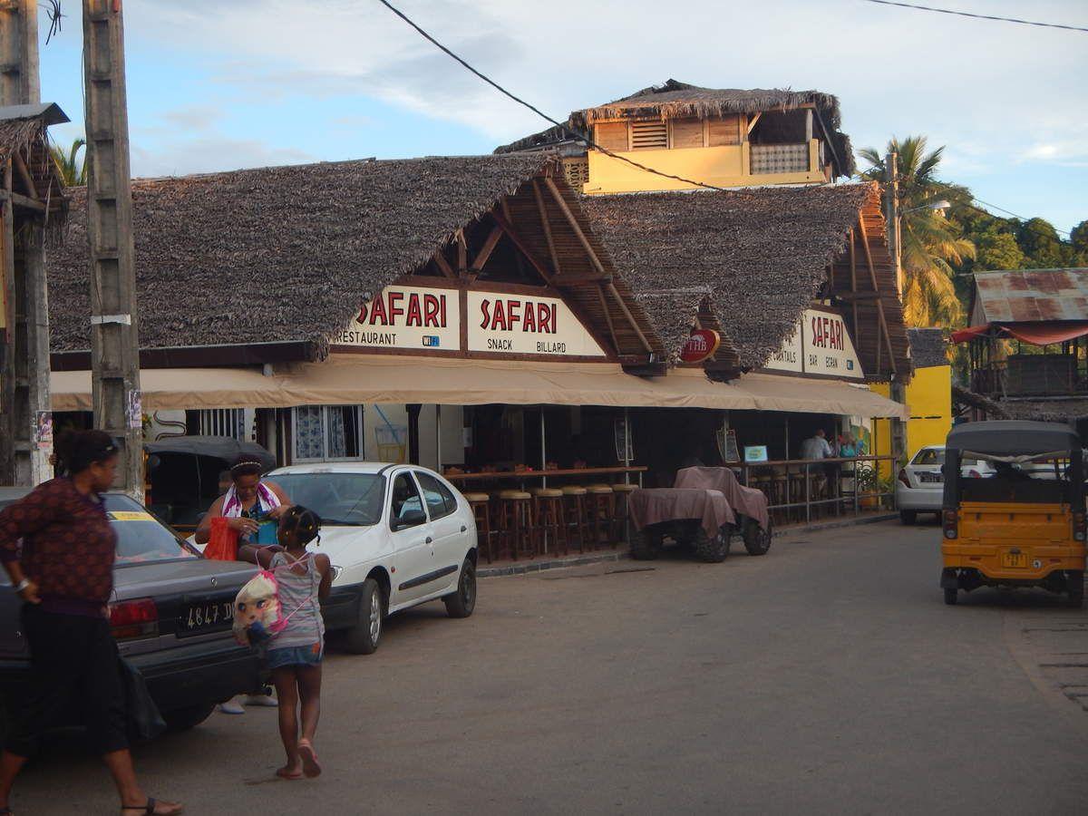 Village d'Ambatoloaka.