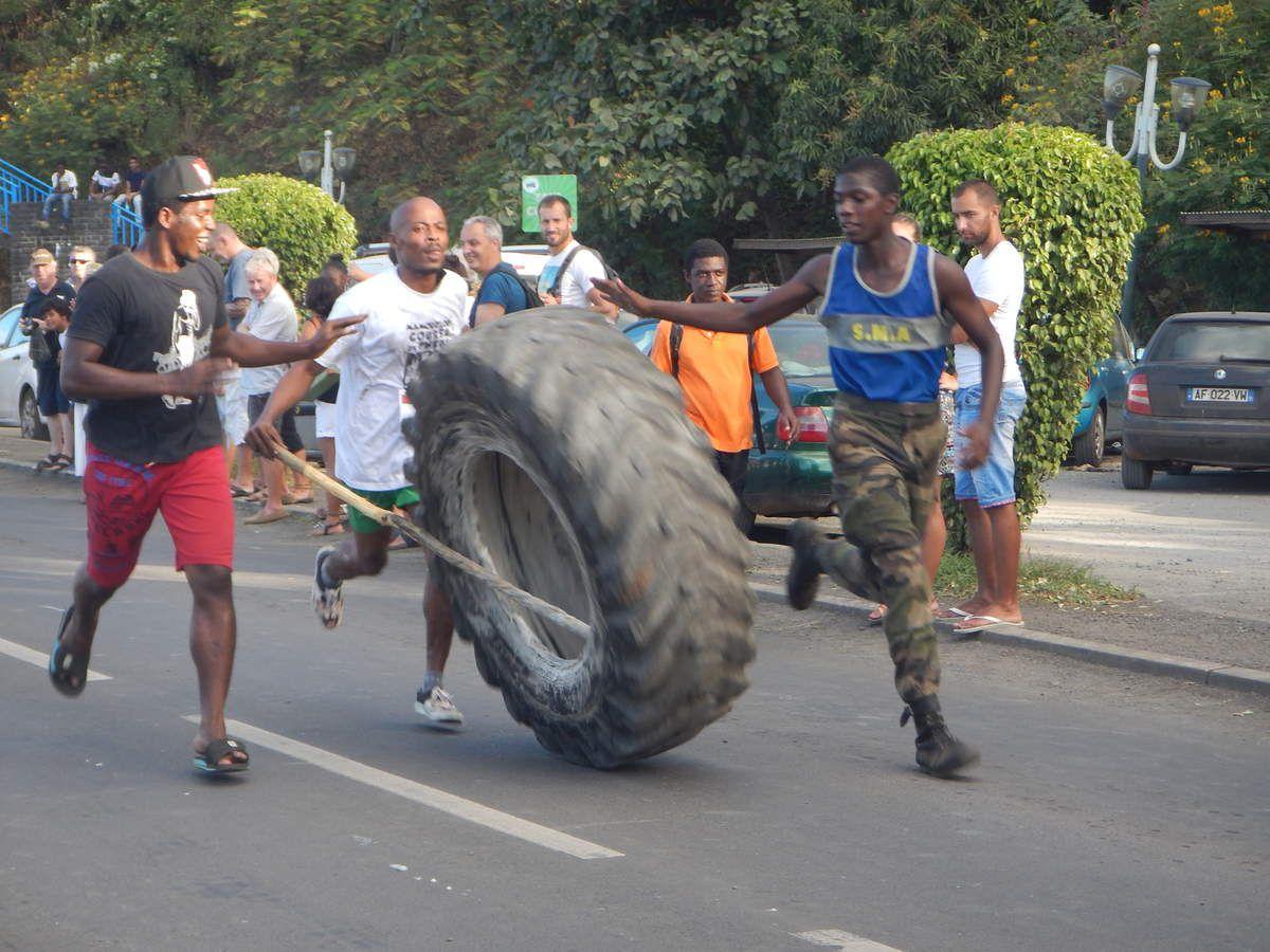 Course de pneus 2015