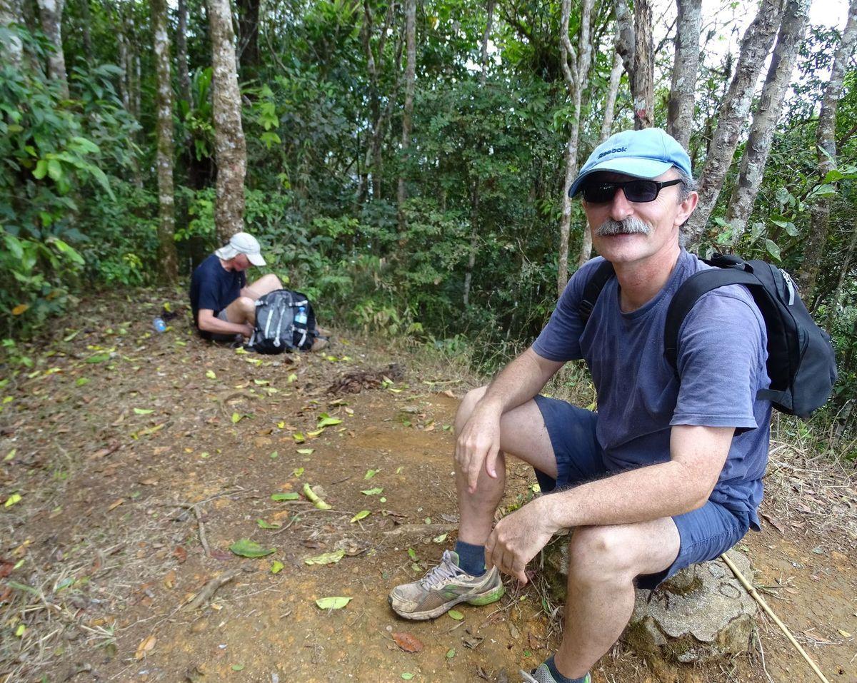 Randonnée au Mont Benara