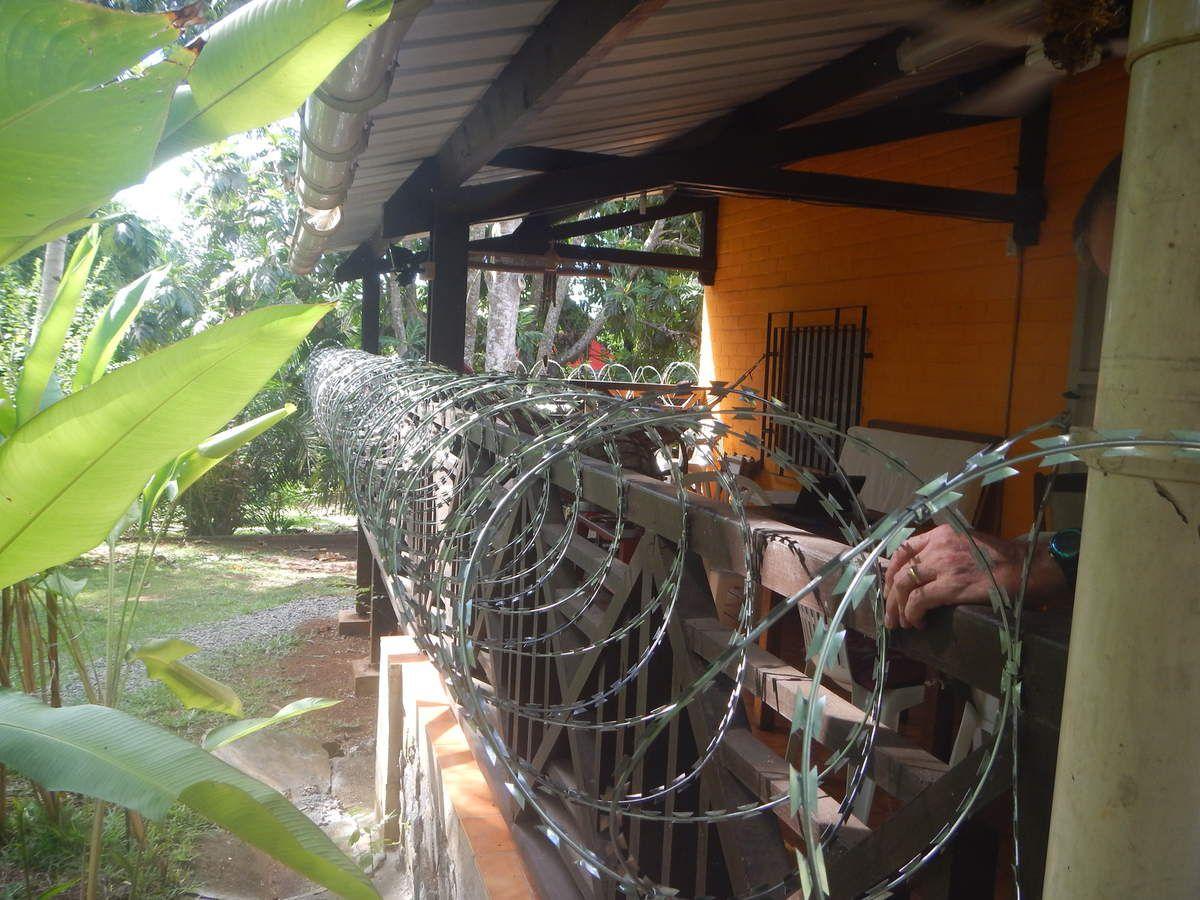 L'insécurité à Mayotte