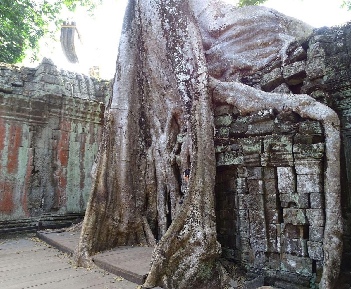 Le Cambodge et la Thaïlande