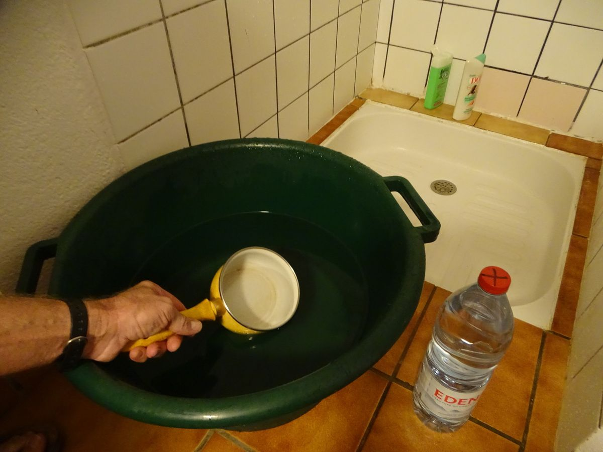 Pénurie d'eau à Mayotte