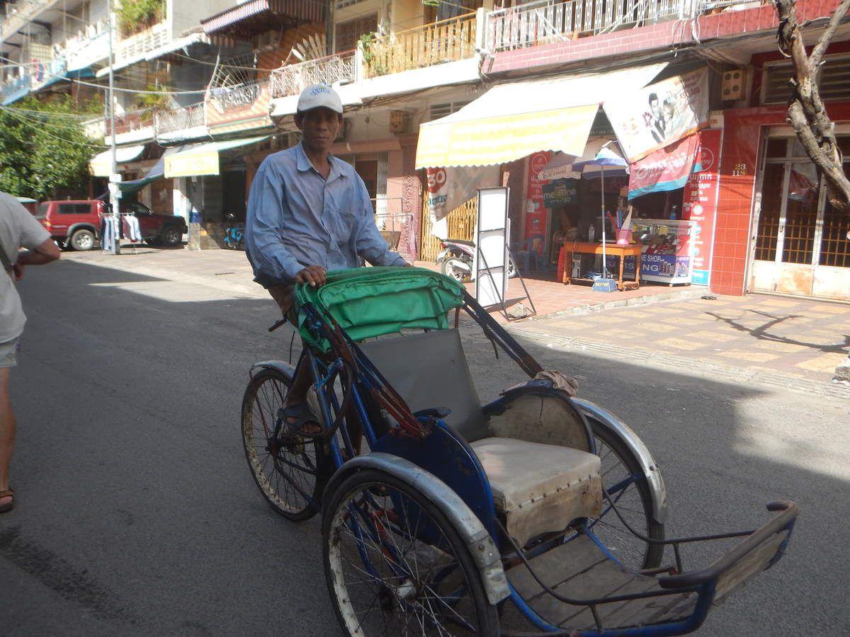 Le Cambodge et la Thaîlande (2)