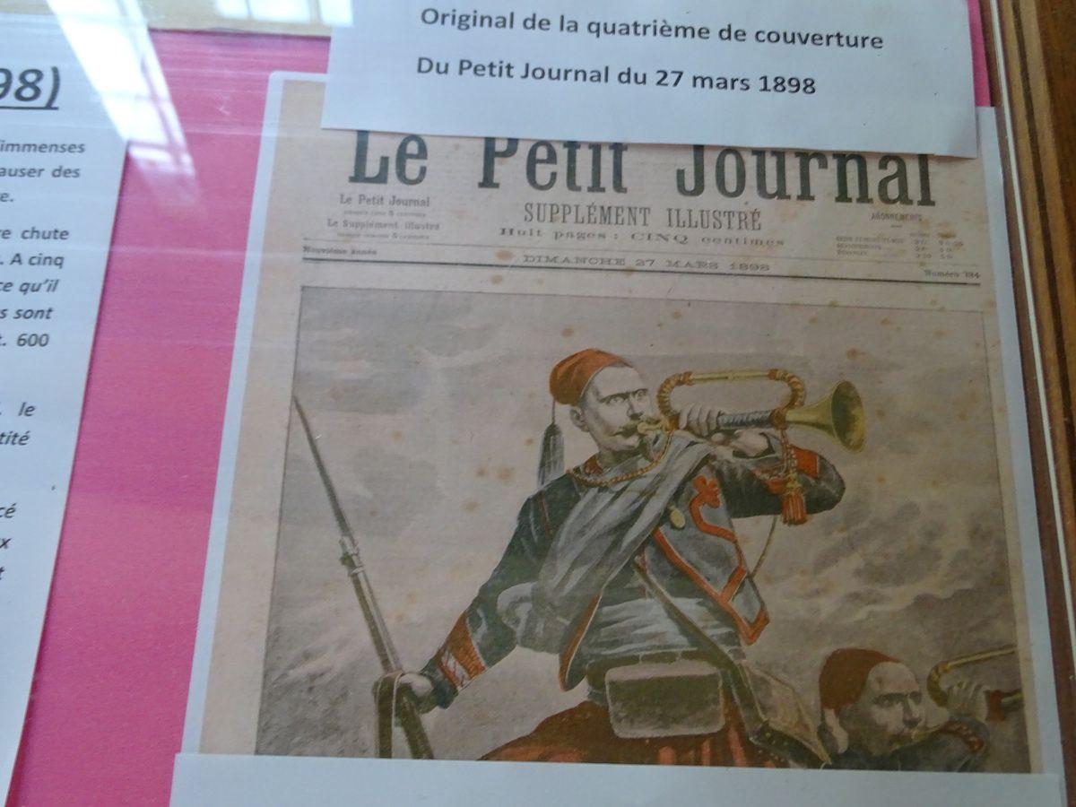 101 années d'histoire dans le 101eme département Français. (1841-1942)