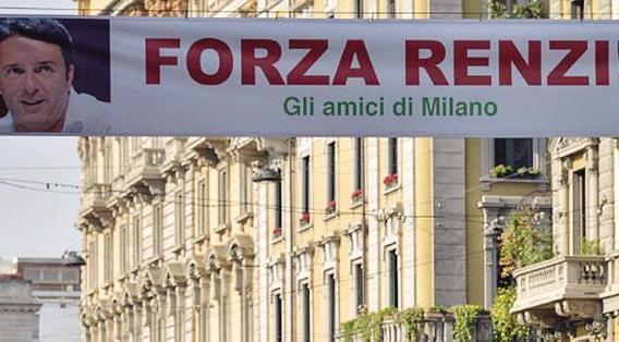 Forza Renzi....
