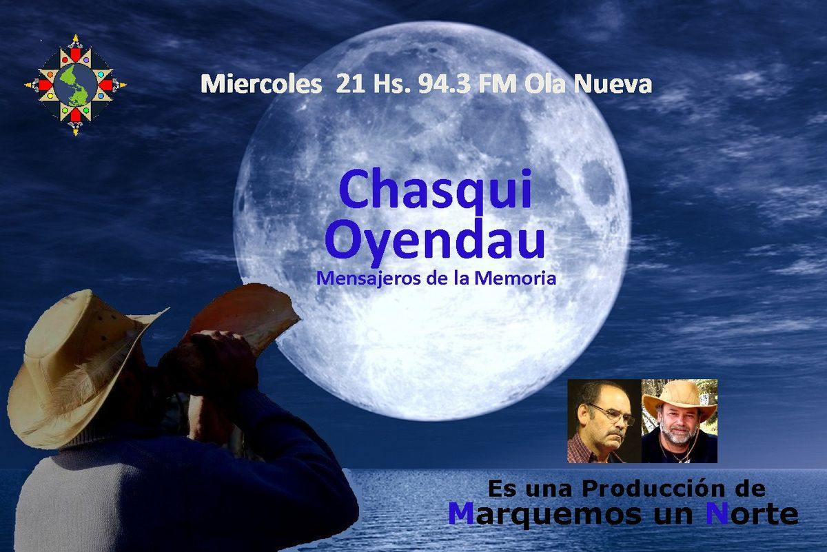 Inchala Choñik Oyendau 04 05 16