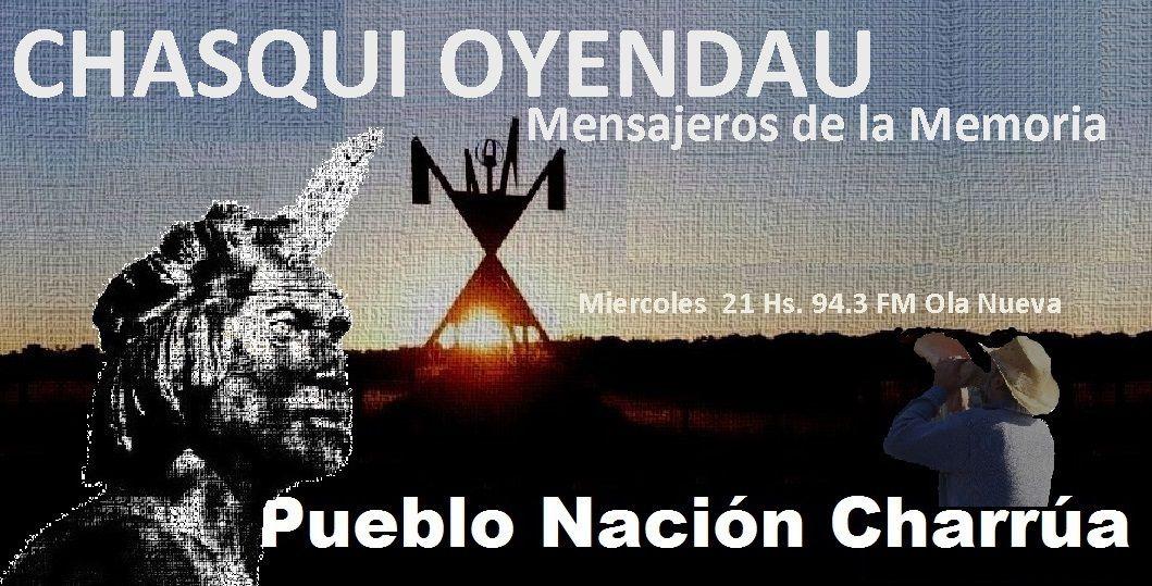 Renacer Chasqui Oyendau 22 06 16