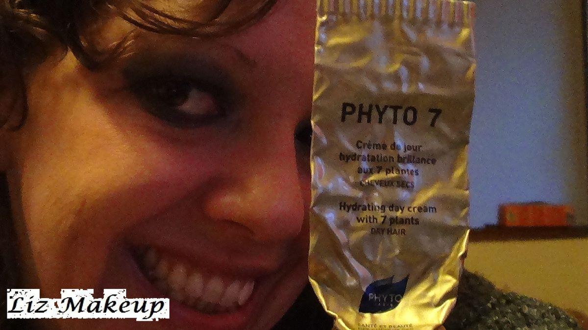 Phyto 7 Crema Capelli Secchi