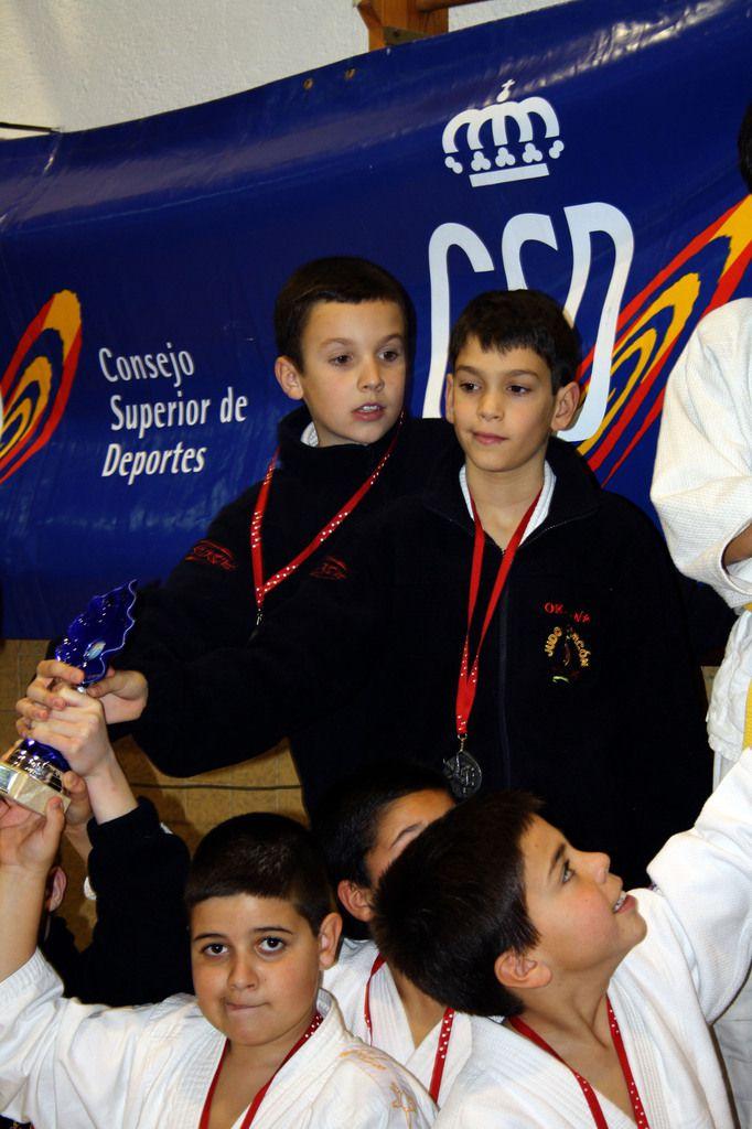 Fase Final Comunidad Madrid 24 enero 2009