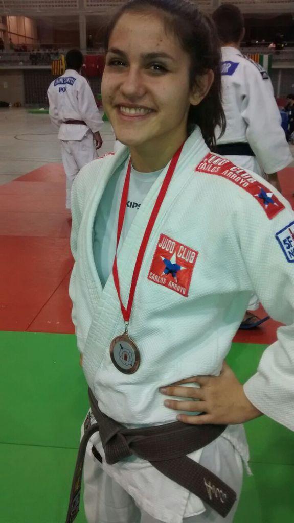 Nuestra campeona Alicia Sierra Prieto