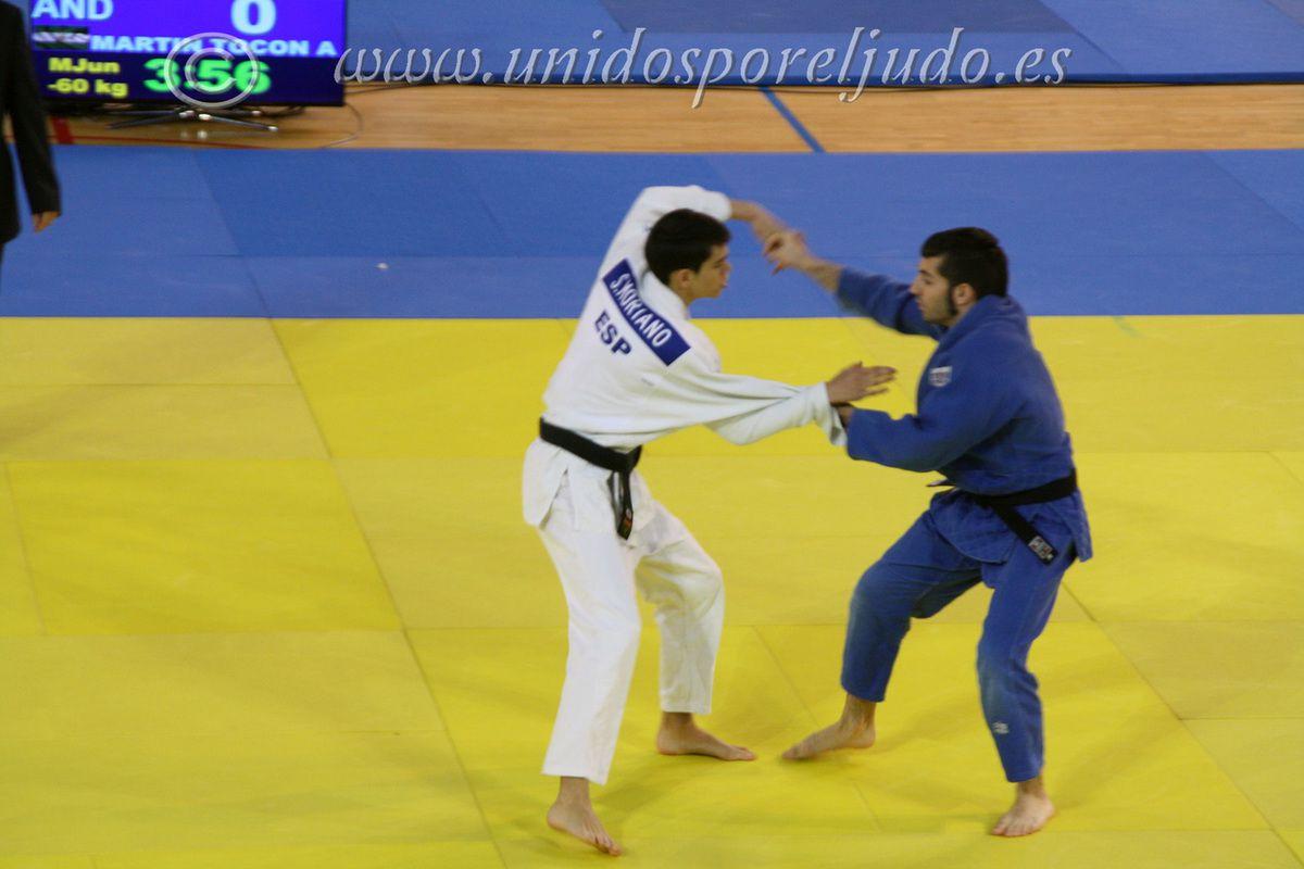 Resultados Final España junior