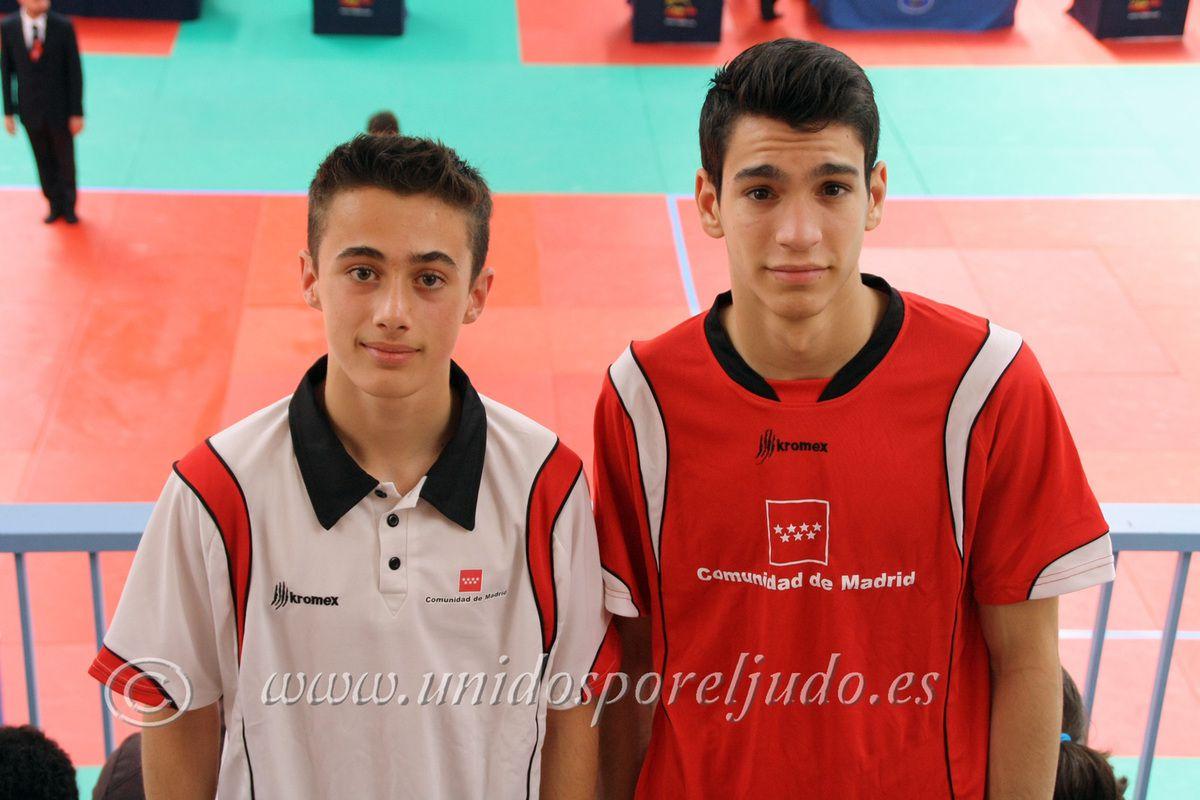 Los campeones Alevines