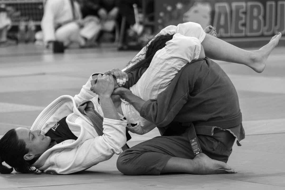 Nuestros compañeros de Jiu Jitsu