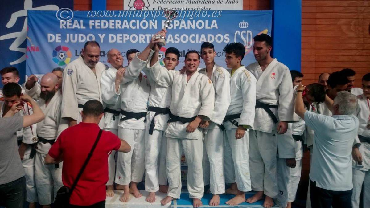 Final liga autonómica junior y senior
