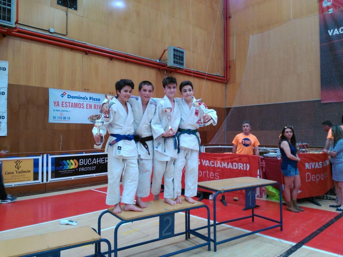 Torneo Técnica de Oro de Rivas