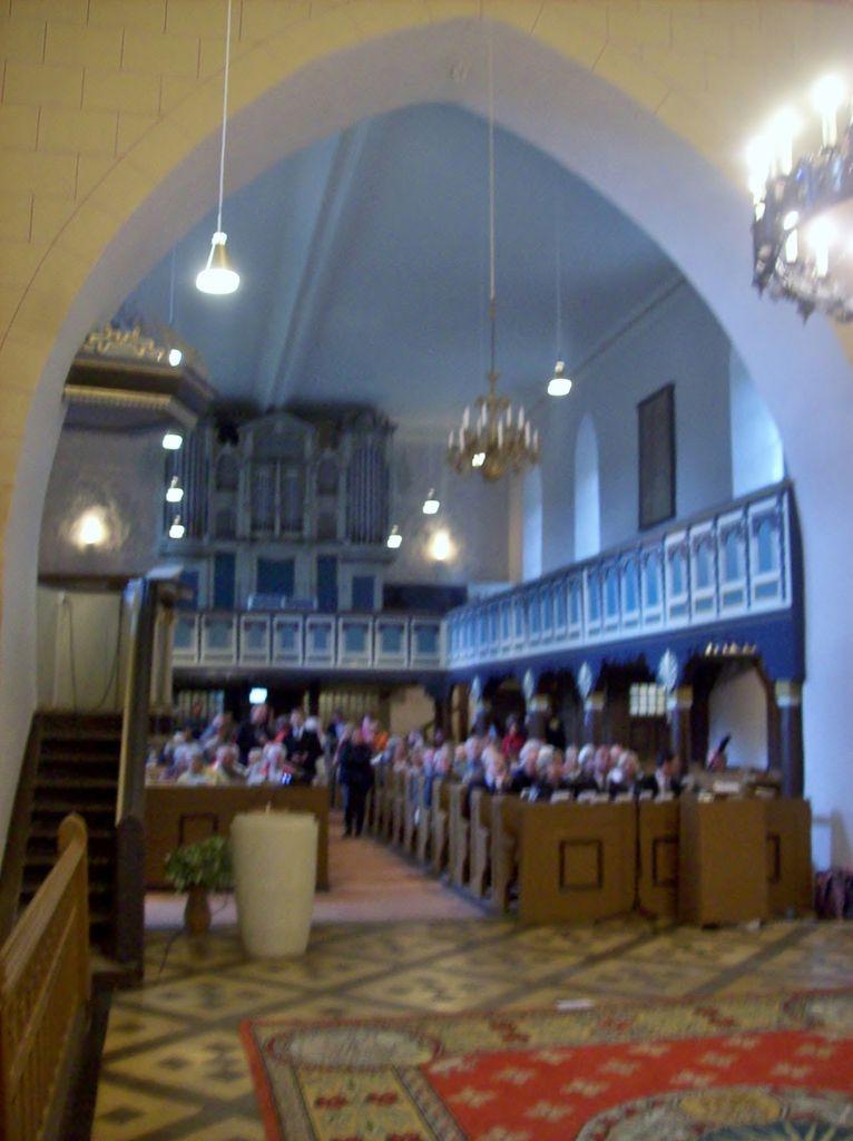 St.-Johannes-Kirche in altem, neuem Glanz