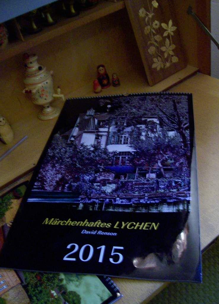 Neu ausgestellt im Lychen-House